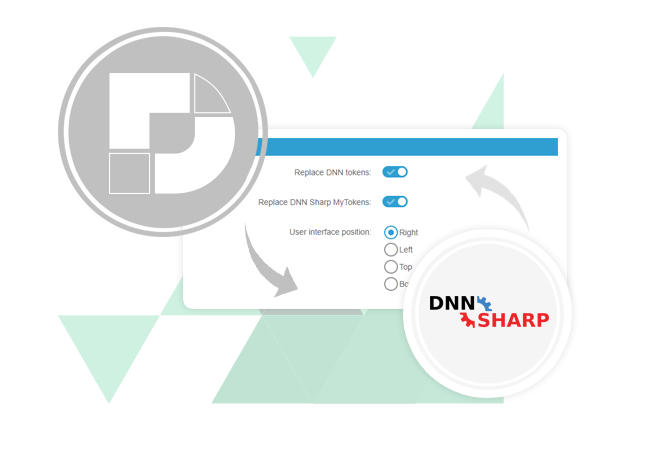 Responsive image DNN AND DNN SHARP TOKENS SUPPORTED